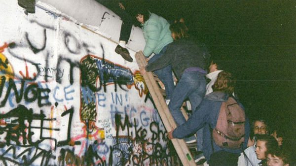 30 years without the Wall in Berlin